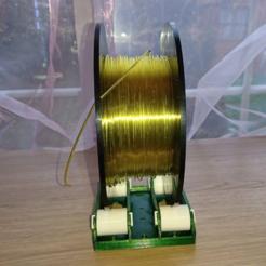 Modelos 3D gratis Portacarrete Roller XL, irblinX
