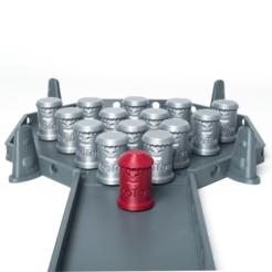 Modèle 3D gratuit GBE: RoboTommy MkIV Assistant robotique, irblinX