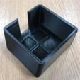Free 3D printer file Clickshare Caddy V2, irblinx