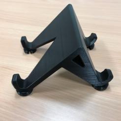 Imprimir en 3D gratis Soporte de tableta, irblinX