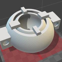 Impresiones 3D molde para macetas, Gustavo3