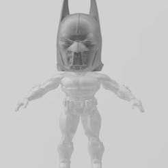 3D print model Batman big-headed, Santiago7