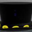 Download 3D printer designs Speaking Slash Galley, Santiago7