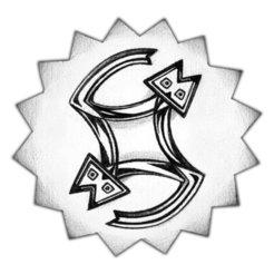 Descargar archivos STL Logo El Bordo, Santiago7