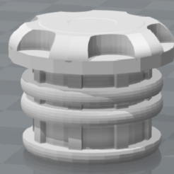 Download STL file Spare parts • 3D printable template, Santiago7