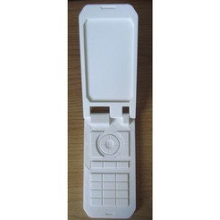 Free 3D printer file Yukiteru Amano phone, caramellcube