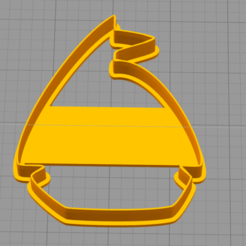 3D file Cookie Shape, wer2
