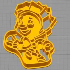 133.jpg Télécharger fichier STL Forme de biscuit • Design pour imprimante 3D, wer2
