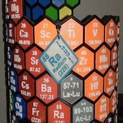 thingi.jpg Download free STL file Radium key chain • 3D printable object, EzeSko