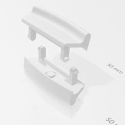 2020-01-04.png Télécharger fichier STL Verrouillage de l'accoudoir de l'Opel Astra • Objet pour imprimante 3D, Sulejman49