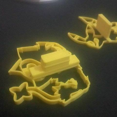 22711805_10214501968000141_881624920_o.jpg Download free STL file Pokemon go Cookies cutter • Object to 3D print, AmineZed