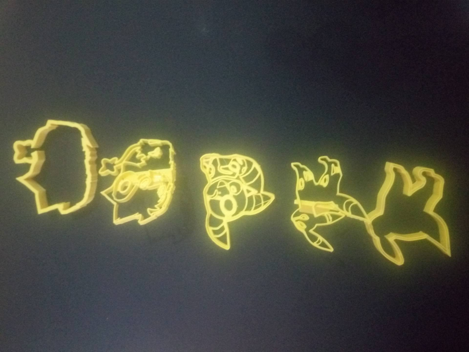 22751427_10214500617566381_1837893331_o.jpg Download free STL file Pokemon go Cookies cutter • Object to 3D print, AmineZed
