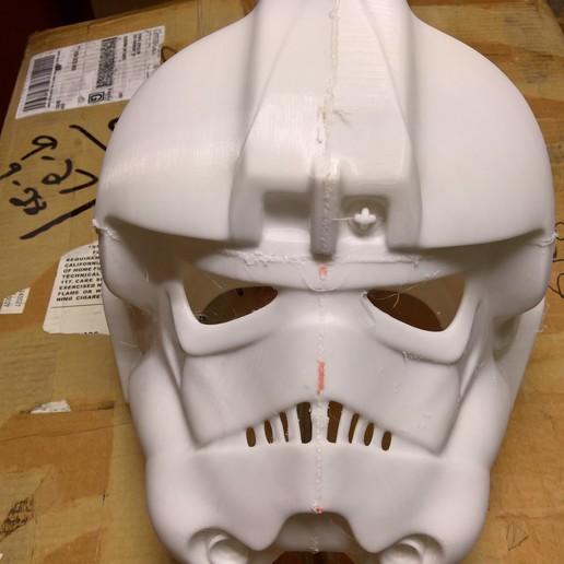 Download free 3D printing templates inferno squad helmet, Punisher_4u