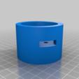 outside.png Télécharger fichier STL gratuit gabarit de verrouillage en tôle • Modèle à imprimer en 3D, Punisher_4u