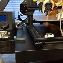 Télécharger fichier impression 3D gratuit cr-10 extension latérale de l'ikea, Punisher_4u