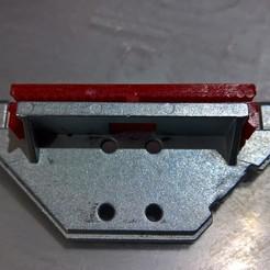 Télécharger fichier impression 3D gratuit réplicateur de makerbot 5e clip de ceinture, Punisher_4u