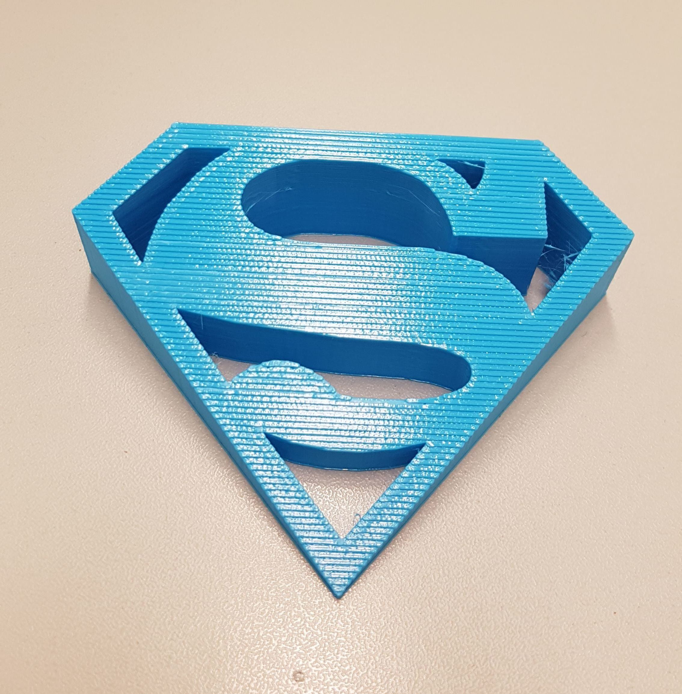 superman.jpeg Download STL file SUPERMAN door stopper • 3D print model, JOYs-3D