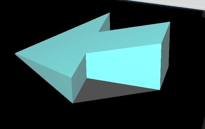 arrow door stopper4.JPG Download STL file arrow door stopper • 3D printer object, JOYs-3D