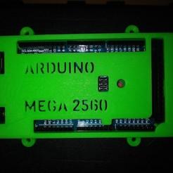 20190122_124134.jpg Download STL file Arduino Box MEGA 2560 • 3D printing model, Loren