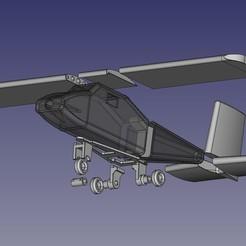 Download free STL file Airplane, toy, design • 3D printer design, Loren