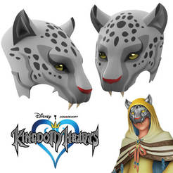 Sin título-1.jpg Télécharger fichier STL Le Royaume Gula entend le masque • Design à imprimer en 3D, ArtViche