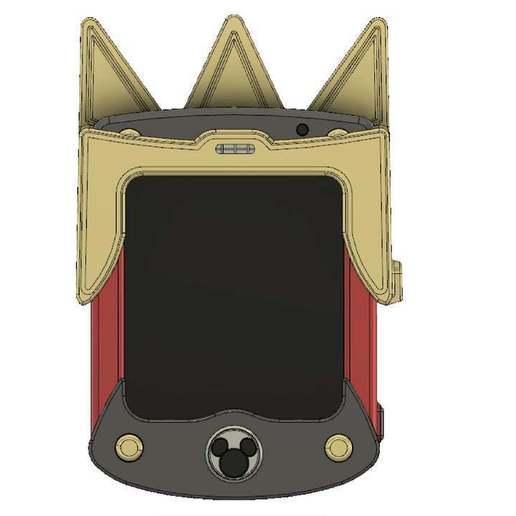 Télécharger fichier 3D gratuit Royaume des cœurs gummyphon 3, ArtViche