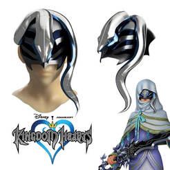 Sin título-1.jpg Télécharger fichier STL Le Royaume Invi entend le masque • Design pour impression 3D, ArtViche
