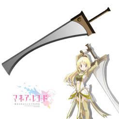 Descargar STL Espada de Momoko Togame - Magia Record, bohemianwolf