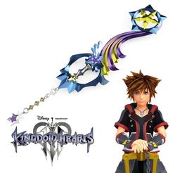 Sin título-1.png Télécharger fichier STL Clé de l'épée Shooting Star Kingdom Hearts 3 • Objet pour impression 3D, ArtViche