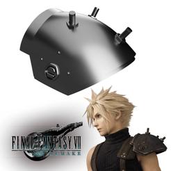 Sin título-1.png Télécharger fichier STL Le remake de Cloud Final Fantasy 7 • Objet pour imprimante 3D, ArtViche