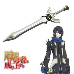 Télécharger fichier imprimante 3D L'épée d'Anime Amaki Ren's Tate No Yuusha, bohemianwolf