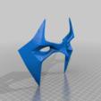 Télécharger objet 3D gratuit Masque de nuit, bohemianwolf