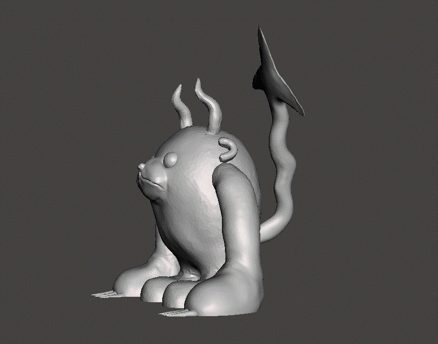 bub2.jpg Download STL file bub the bear • 3D printable design, ga461888
