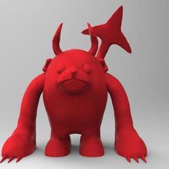 Télécharger objet 3D bub l'ours, ga461888