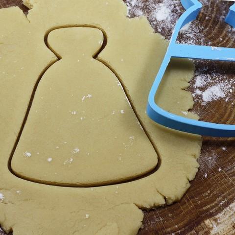 01.jpg Download OBJ file Bottle Potion cookie cutter for professional • 3D printer object, gleblubin