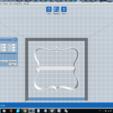 plate 23_01.png Download STL file Plate 23 cookie cutter for professional • 3D printable design, gleblubin