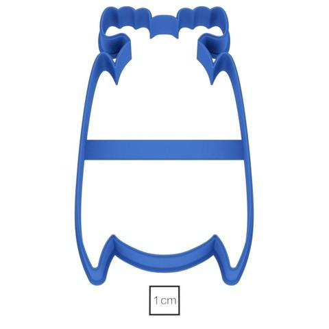 02.jpg Download OBJ file Bat 2 cookie cutter for professional • Template to 3D print, gleblubin
