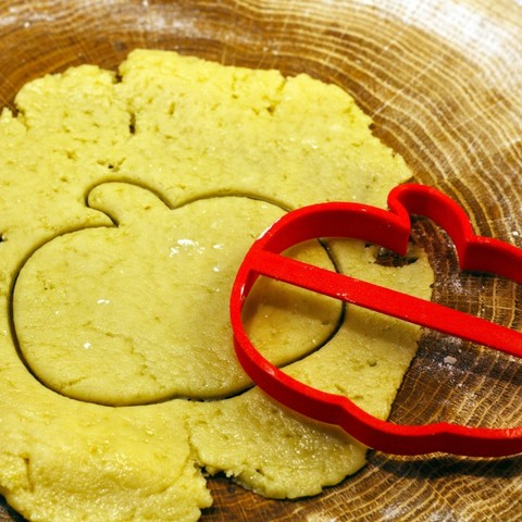 03.jpg Download OBJ file Pumpkin Halloween cookie cutter for professional • 3D printing template, gleblubin