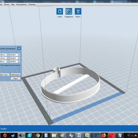 05.jpg Download OBJ file Pumpkin cookie cutter for professional  • 3D print design, gleblubin