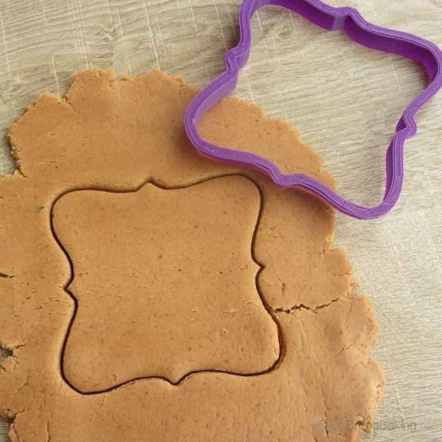 plate 23_03.jpg Download STL file Plate 23 cookie cutter for professional • 3D printable design, gleblubin