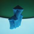 Free 3D printer model Mushroomy Sculpture, Toomblercazz