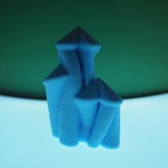 Télécharger fichier impression 3D gratuit Sculpture de champignons, Toomblercazz
