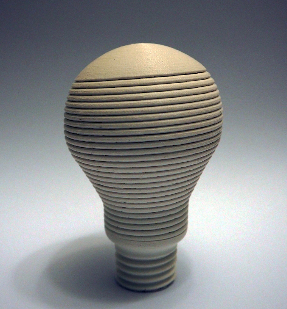 Capture d'écran 2017-11-06 à 09.25.19.png Download free STL file Light Bulb Sculpture 2 (Springo) • 3D printing object, Toomblercazz