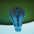 Download free STL files Light Bulb Sculpture 1, Toomblercazz