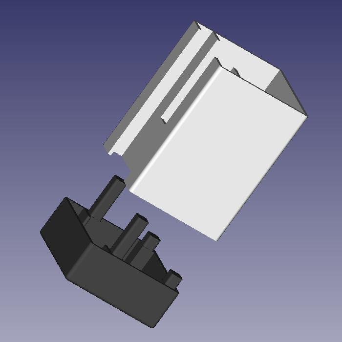 lampe_n.png Télécharger fichier STL gratuit Lamp Phone • Design pour impression 3D, Joanix
