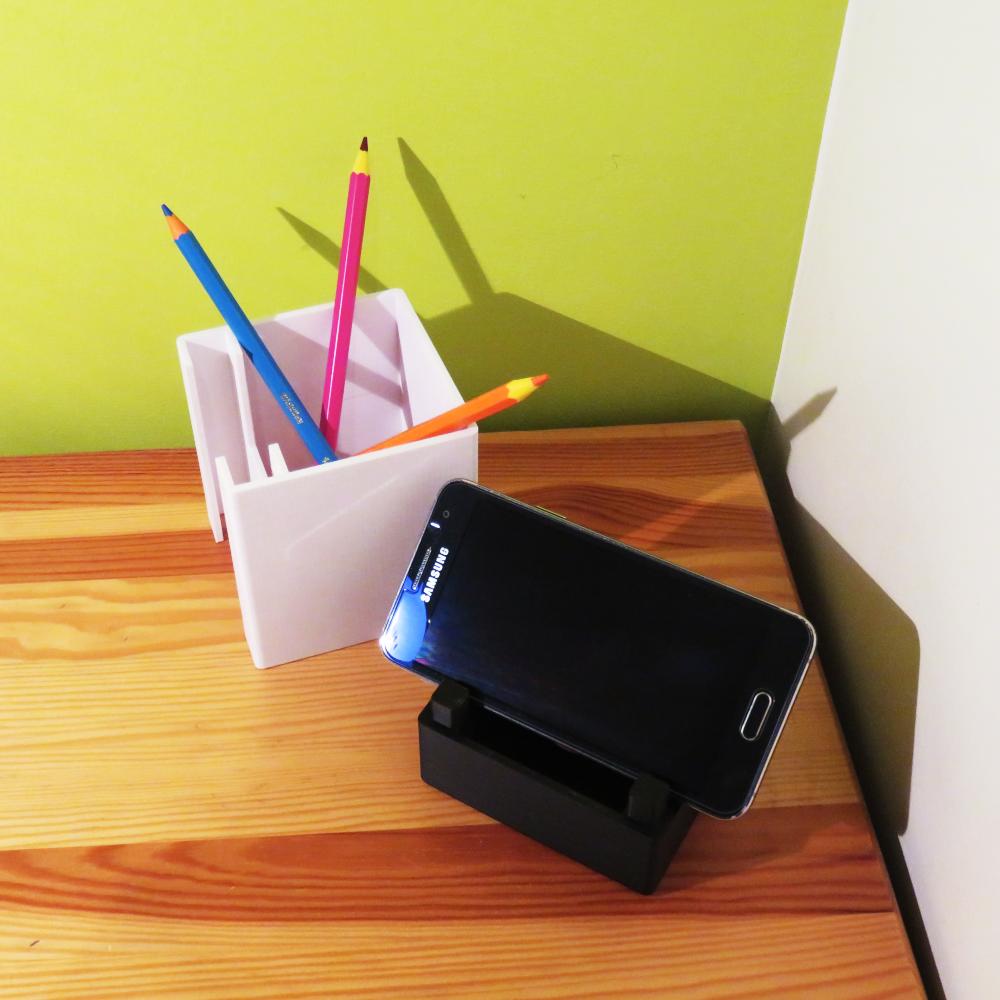 light_p2.png Télécharger fichier STL gratuit Lamp Phone • Design pour impression 3D, Joanix