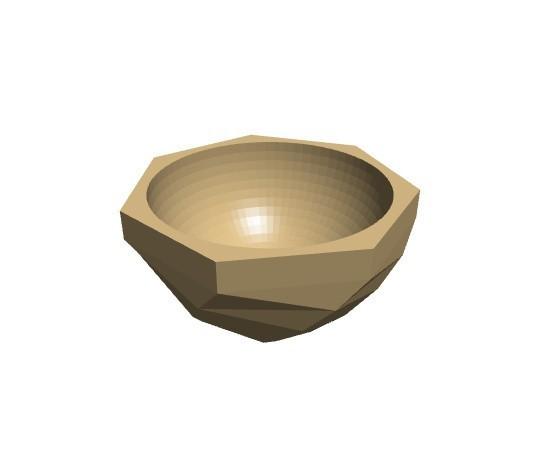 bolle.jpg Download free STL file bowl • 3D printer object, Joanix