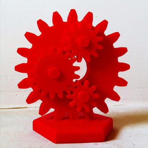 Free 3D print files Trophy, Joanix