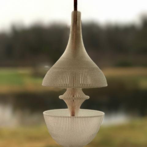 "Download free 3D print files Bird feeder ""Anna"", Opossums"