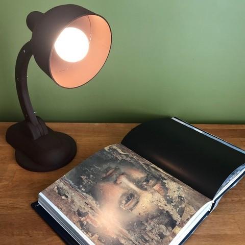 Download free 3D printing templates The USSR bureaucrat's lamp (KGB, NKVD), Opossums